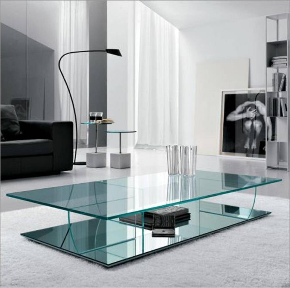 Square Coffee Tables Users Glass Rack Books Piles White Carpet in Glass Square Coffee Tables (Image 26 of 30)