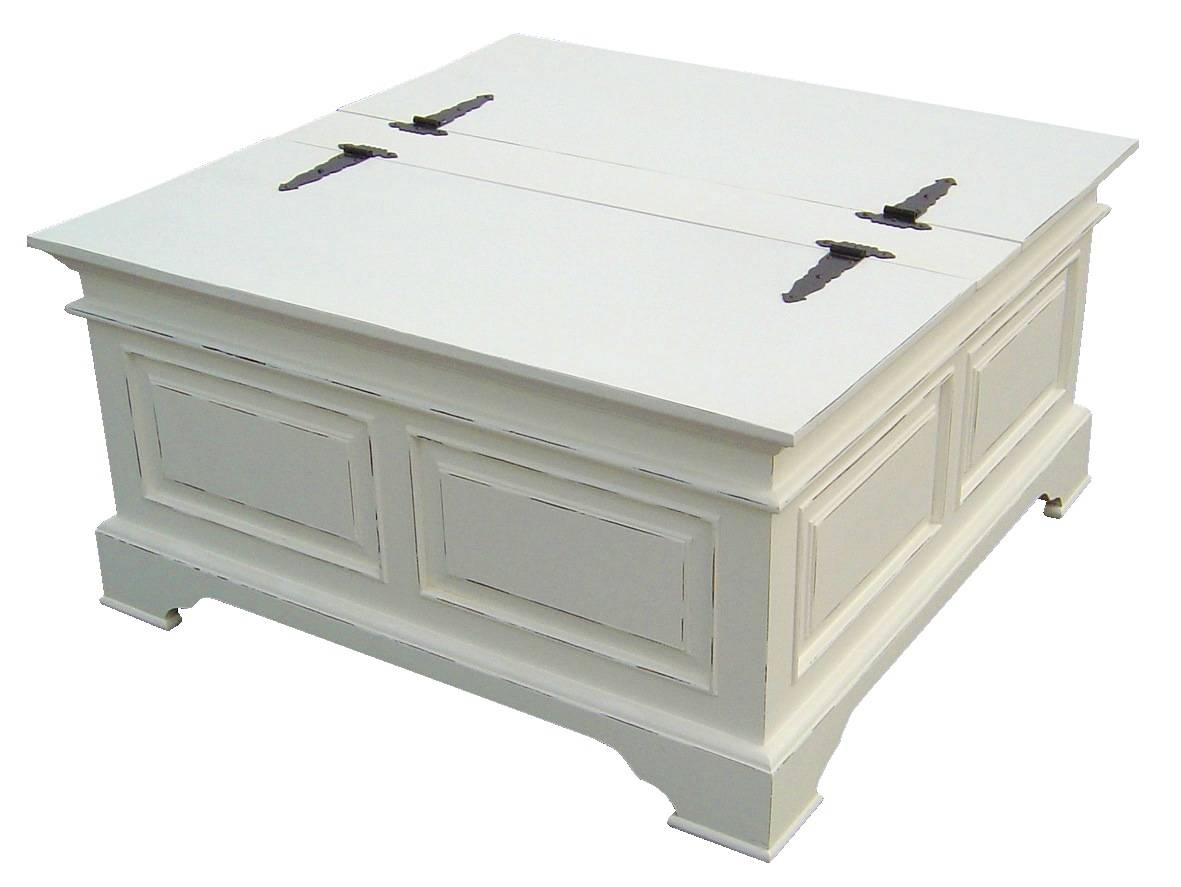 Square Trunk Coffee Table | Lugxy with regard to Square Chest Coffee Tables (Image 19 of 30)
