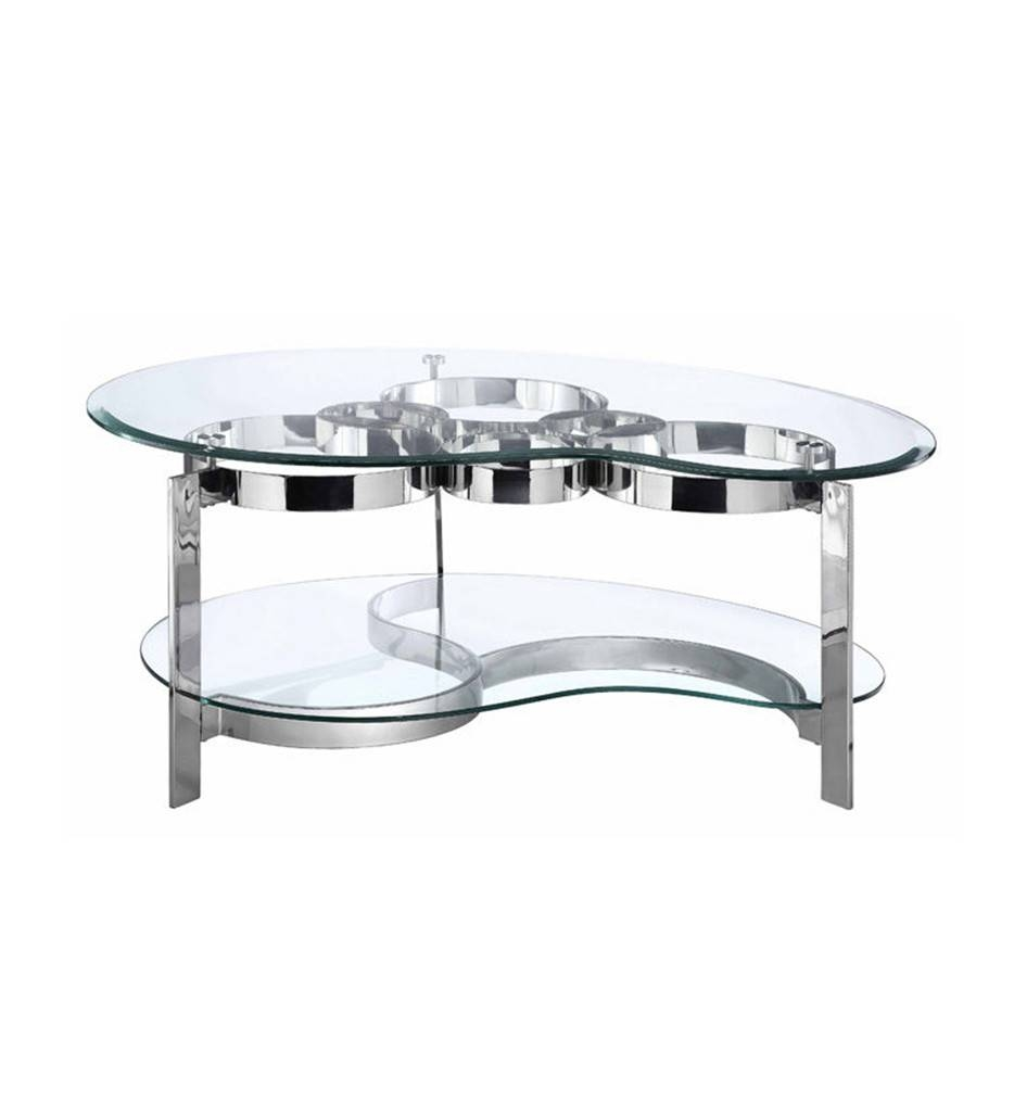 Stein World - 410-023 - Mercury Round End Table | Lamps with regard to Mercury Glass Coffee Tables (Image 29 of 30)