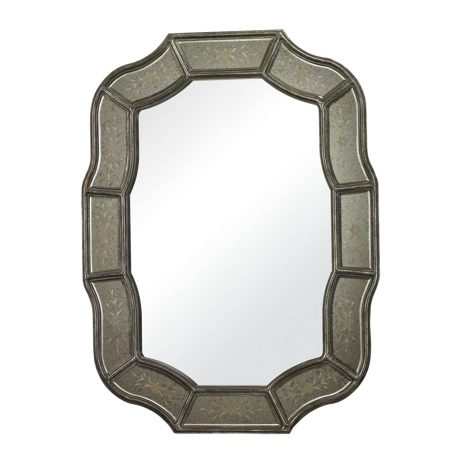 Sterling Industries 114-17 Mirror In Antique Venetian Mirror Frame with Antique Venetian Mirrors (Image 22 of 25)