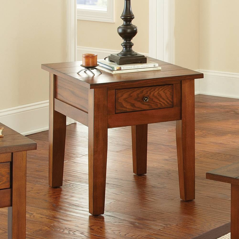 Steve Silver Desoto 4 Piece Coffee Table Set W/ Casters In Dark throughout Dark Oak Coffee Tables (Image 15 of 15)