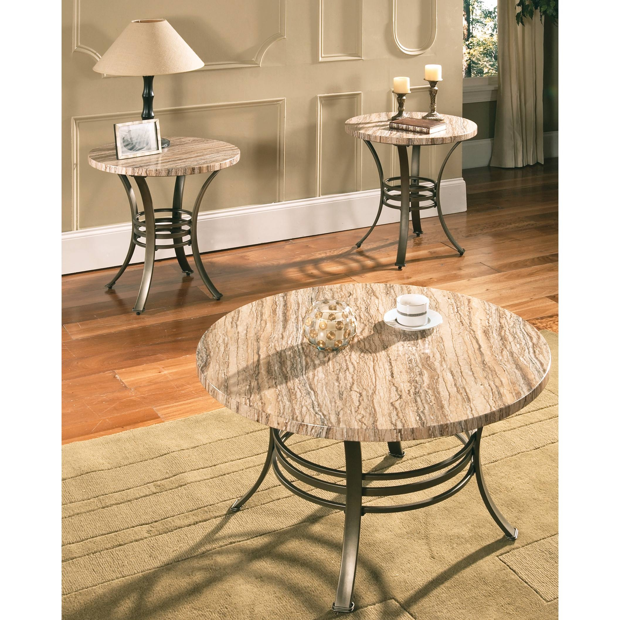 Steve Silver Furniture Tribecca Coffee Table Set Reviews Wayfair intended for Wayfair Coffee Table Sets (Image 29 of 30)