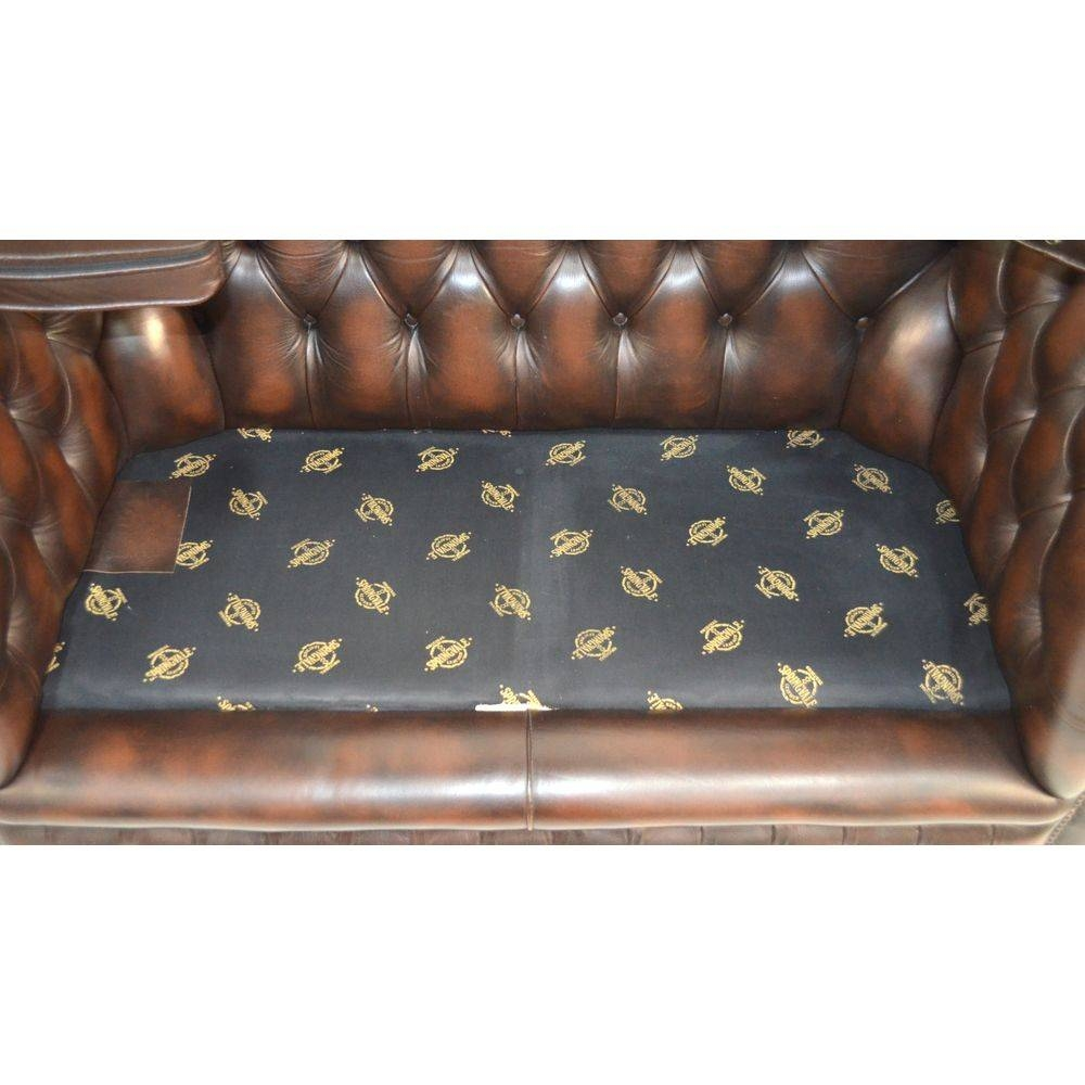 30 Ideas of Tufted Leather Chesterfield Sofas
