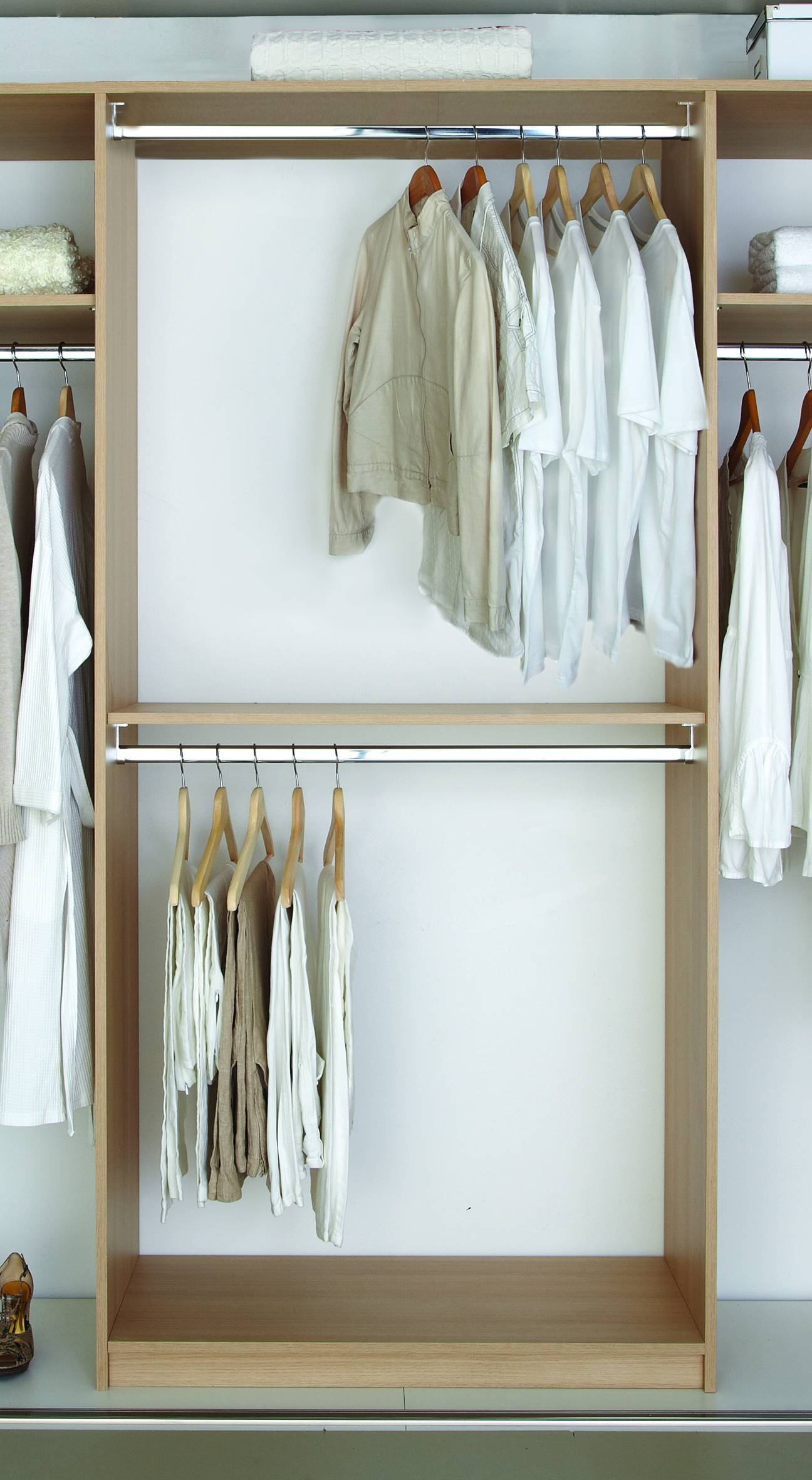Storage Solutions | Coventry Sliding Wardrobes - Quality Bespoke throughout Wardrobe Double Hanging Rail (Image 19 of 30)