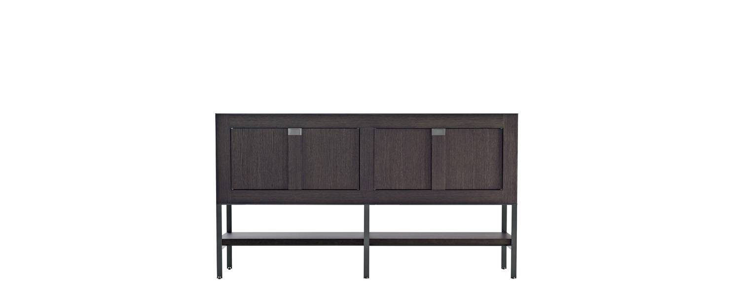 Storage Unit Eracle Sideboards -Maxalto - Designantonio Citterio pertaining to Sideboard Units (Image 28 of 30)