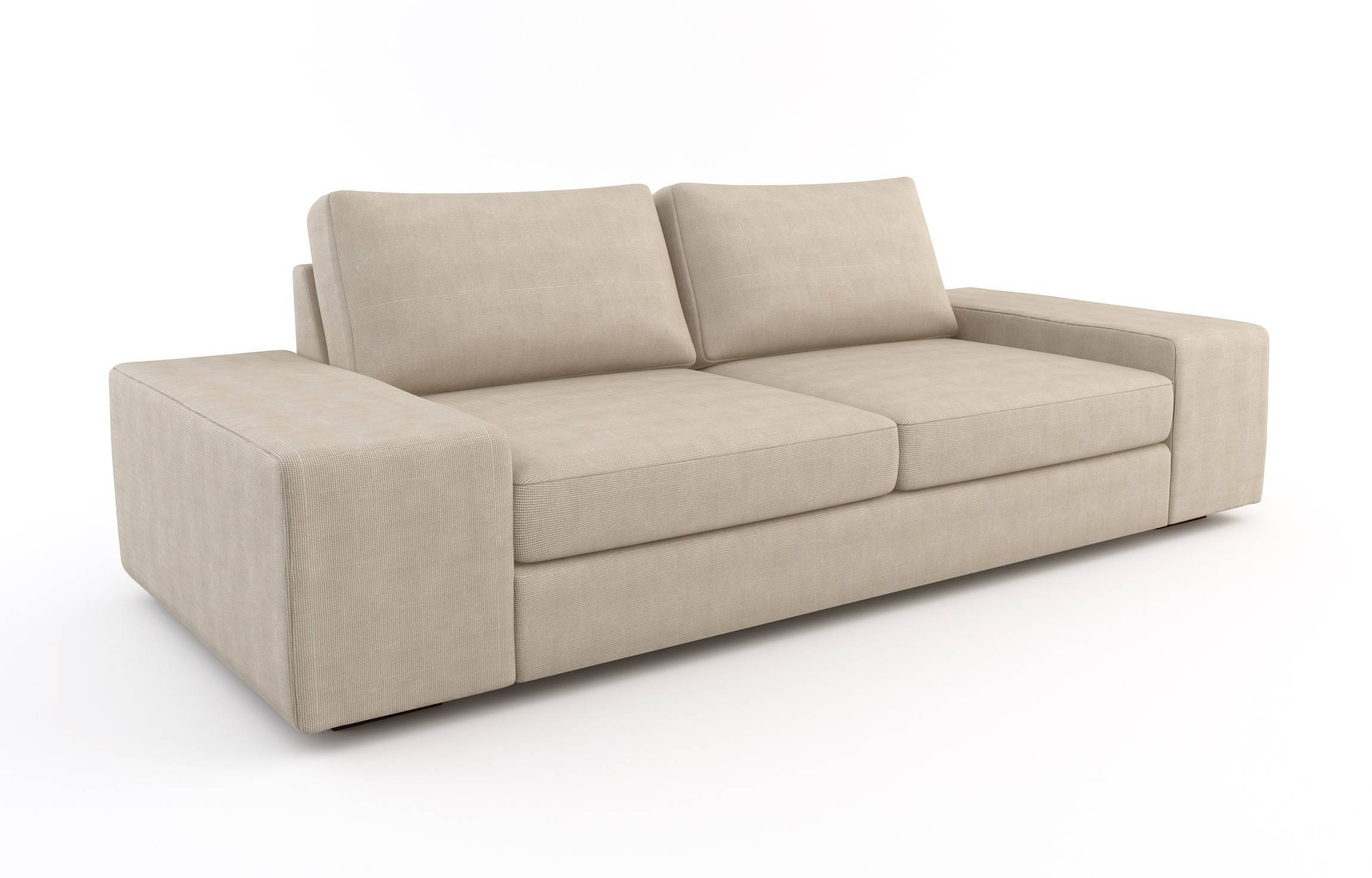 Strata Sofa Bed | Viesso Regarding Cushion Sofa Beds (View 28 of 30)