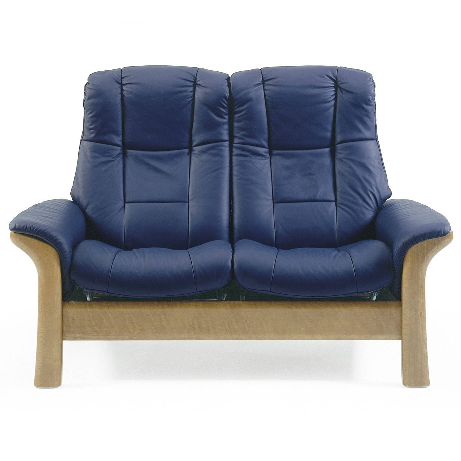 Stressless Windsor High Back 2 Seater Sofa | Leekes throughout Windsor Sofas (Image 12 of 30)