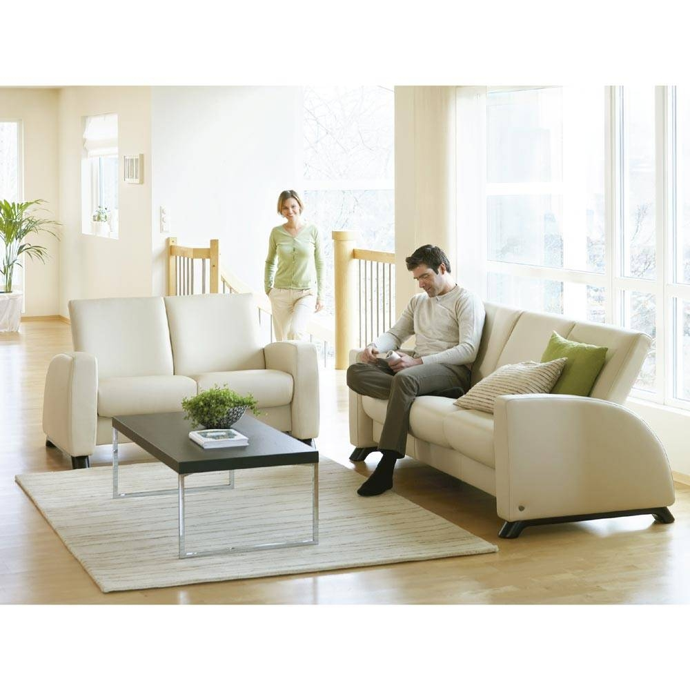 Stresslessekornes Stressless Arion High Back Reclining 3 Seat throughout Ekornes Sectional Sofa (Image 28 of 30)