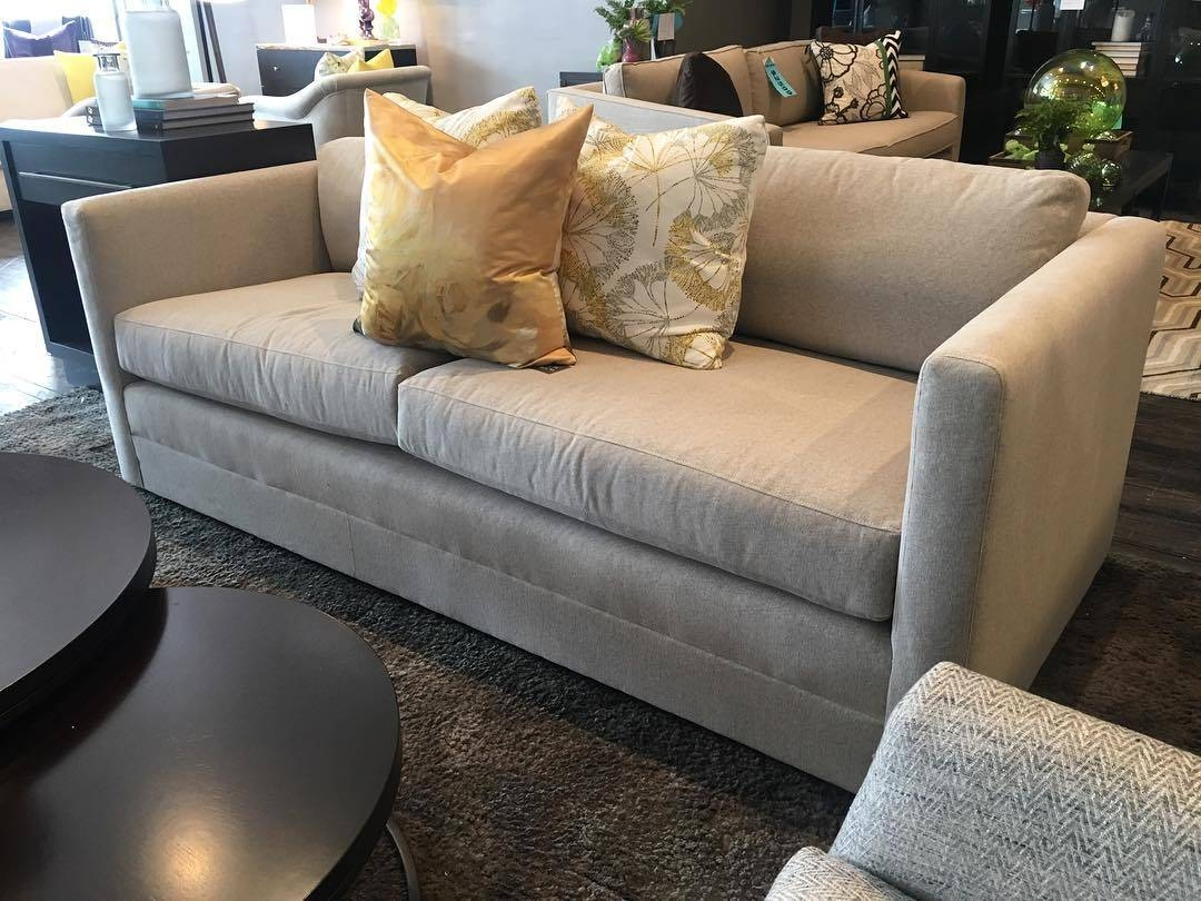 Stretch Out In Style With The Drake Sofa From Mitchell Gold + Bob with Mitchell Gold Sofa Slipcovers (Image 24 of 26)