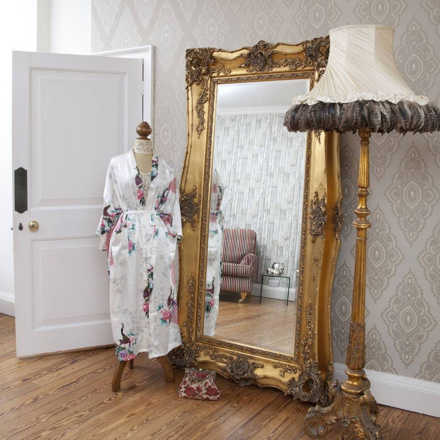 Stunning Decorative Gold Mirrors Ideas - 3D House Designs - Veerle with regard to Ornate Gold Mirrors (Image 24 of 25)