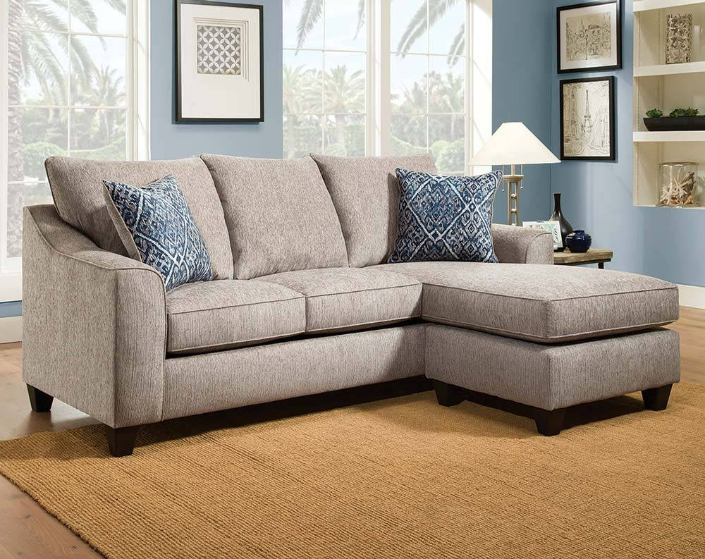 Stunning Down Filled Sectional With Nail Head Trim. | Furniture for Down Sectional Sofa (Image 24 of 25)