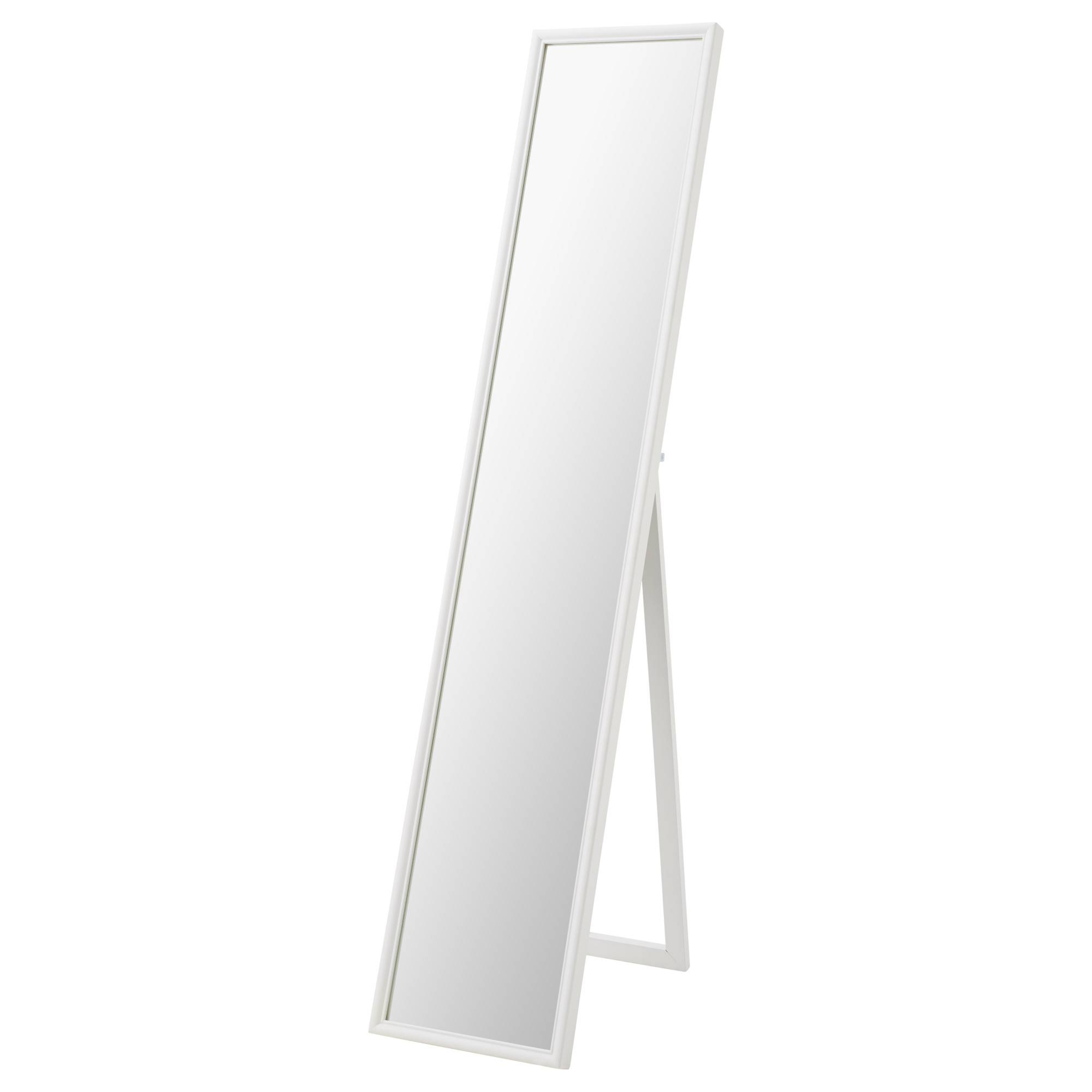 Styles: Kmart Mirrors | Free Standing Mirrors | White Full Length throughout Free Standing Mirrors (Image 21 of 25)