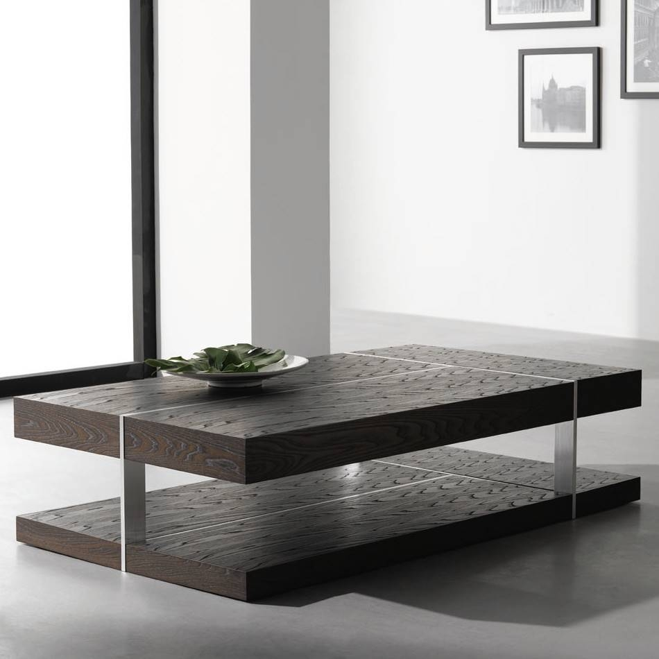 Stylish Black Modern Coffee Table With Furniture Black And White inside Stylish Coffee Tables (Image 25 of 30)