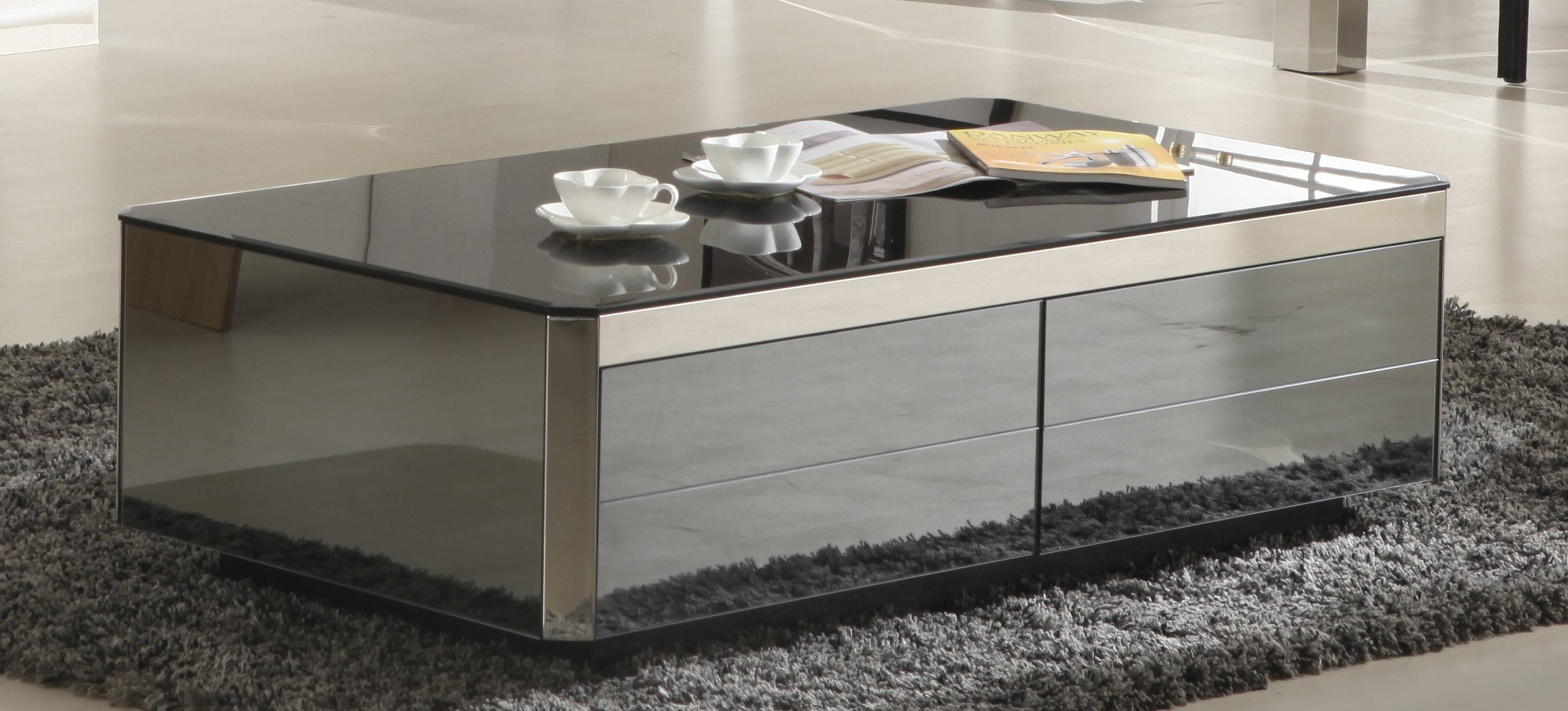 Stylish Silver Coffee Table With Coffee Table Marvellous Glass And Regarding Glass And Silver Coffee Tables (View 30 of 30)