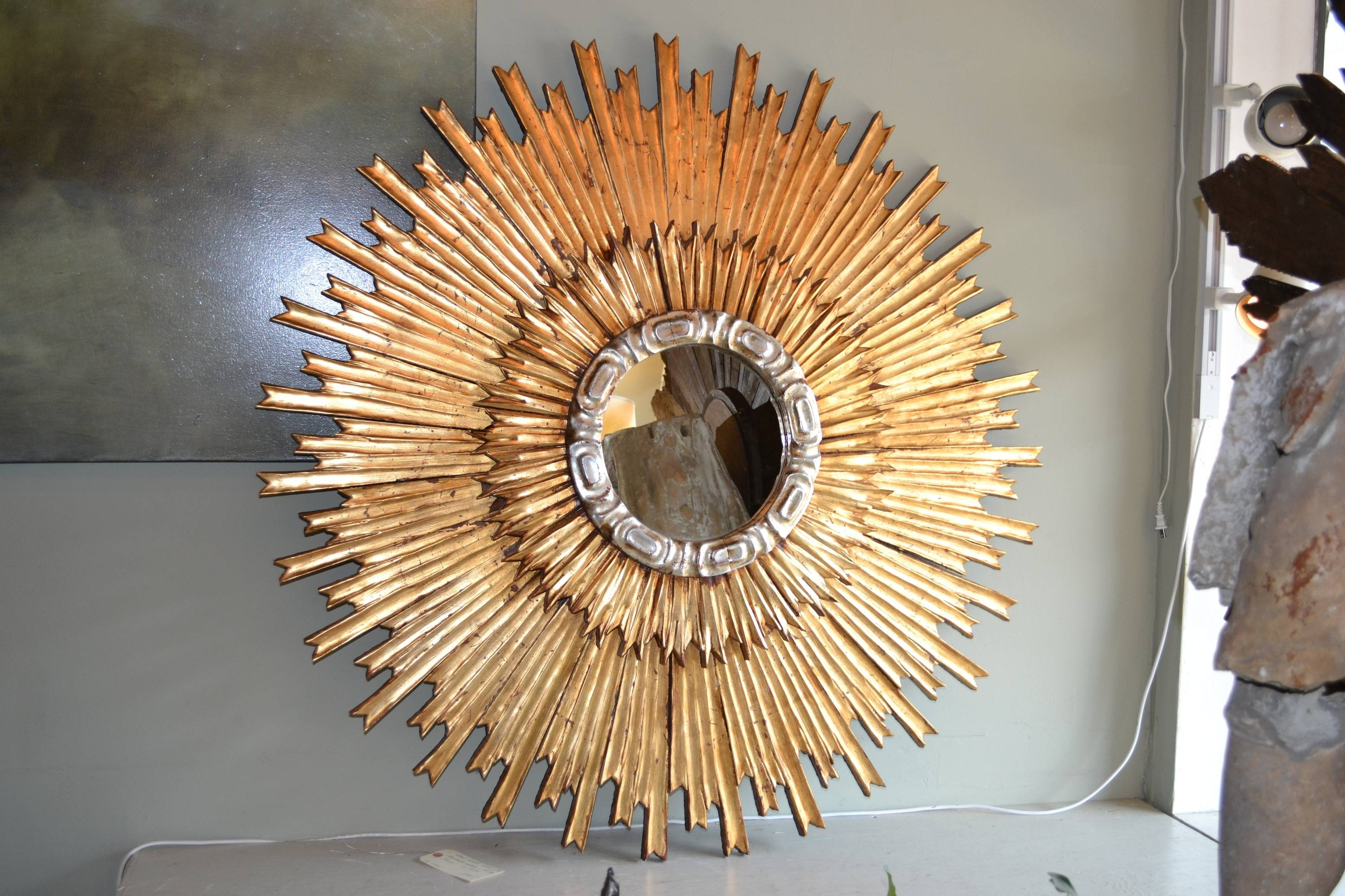Sunburst Mirrors Archives - Dana Wolter Interiorsdana Wolter Interiors with regard to Sun Mirrors (Image 21 of 25)