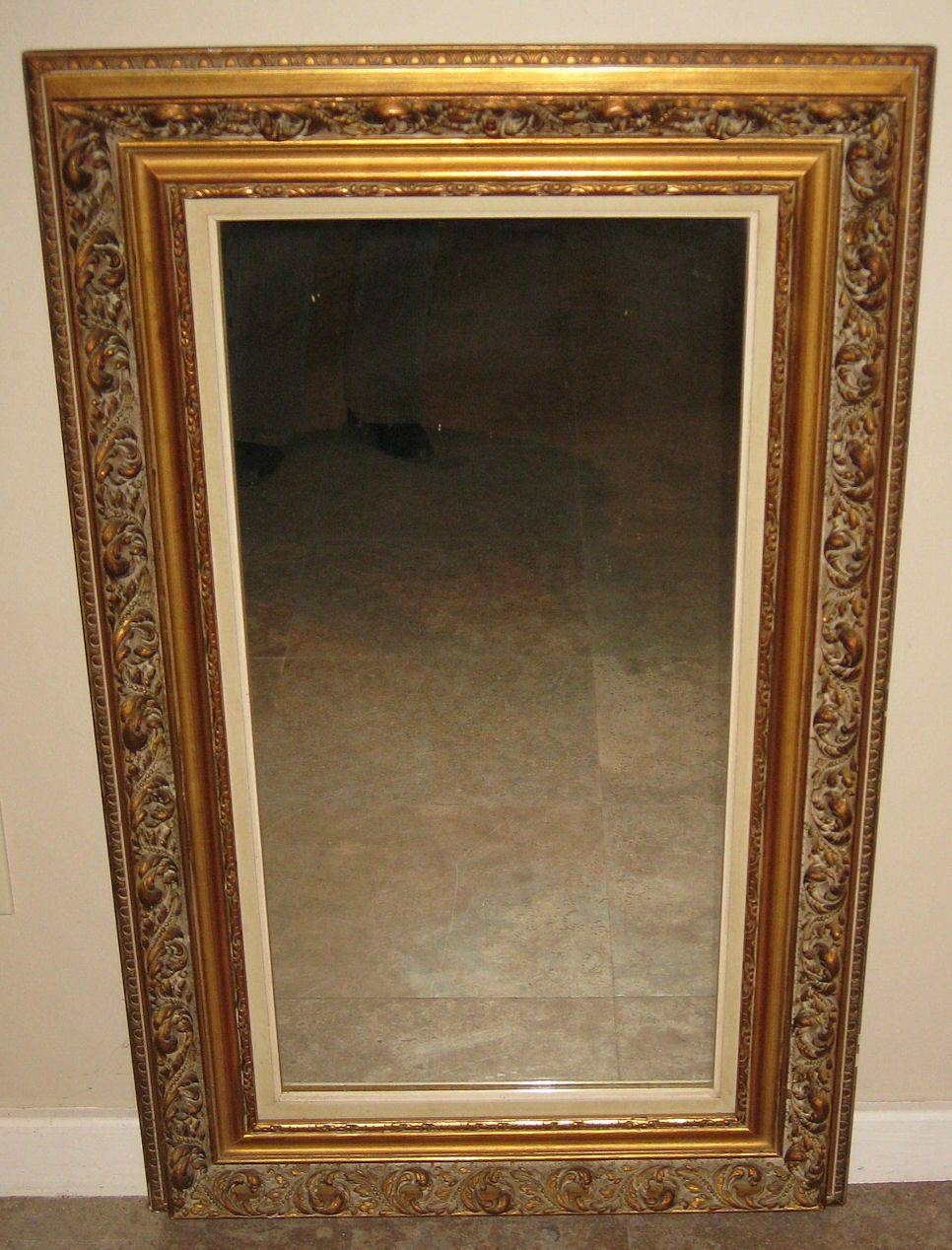 Superb Parcel-Gilt Wood Framed Mirror From Dynastycollections On pertaining to Gilt Framed Mirrors (Image 22 of 25)