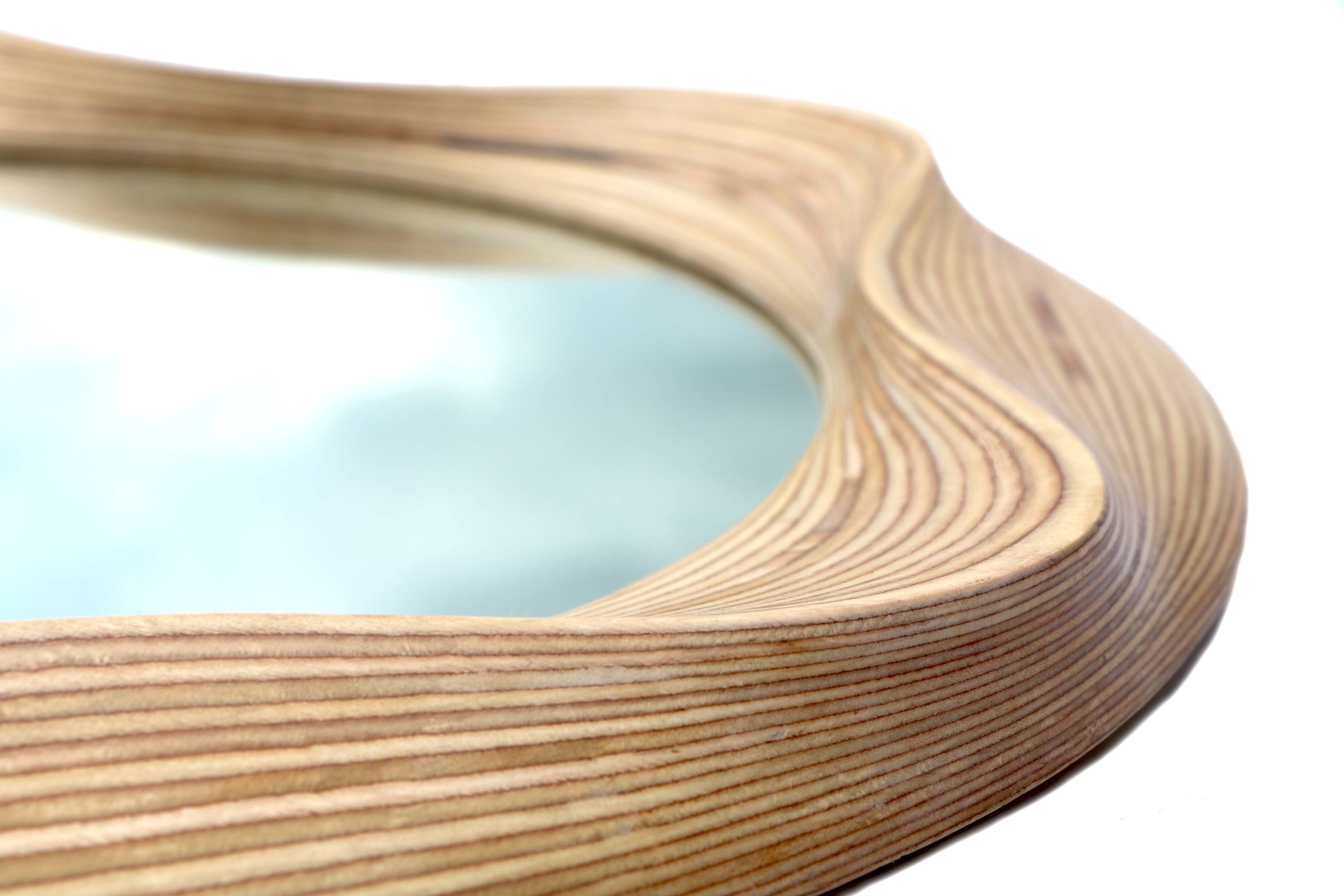 Surreywoodsmiths - Sculpture For Use - Art People Gallery throughout Unusual Round Mirrors (Image 21 of 25)