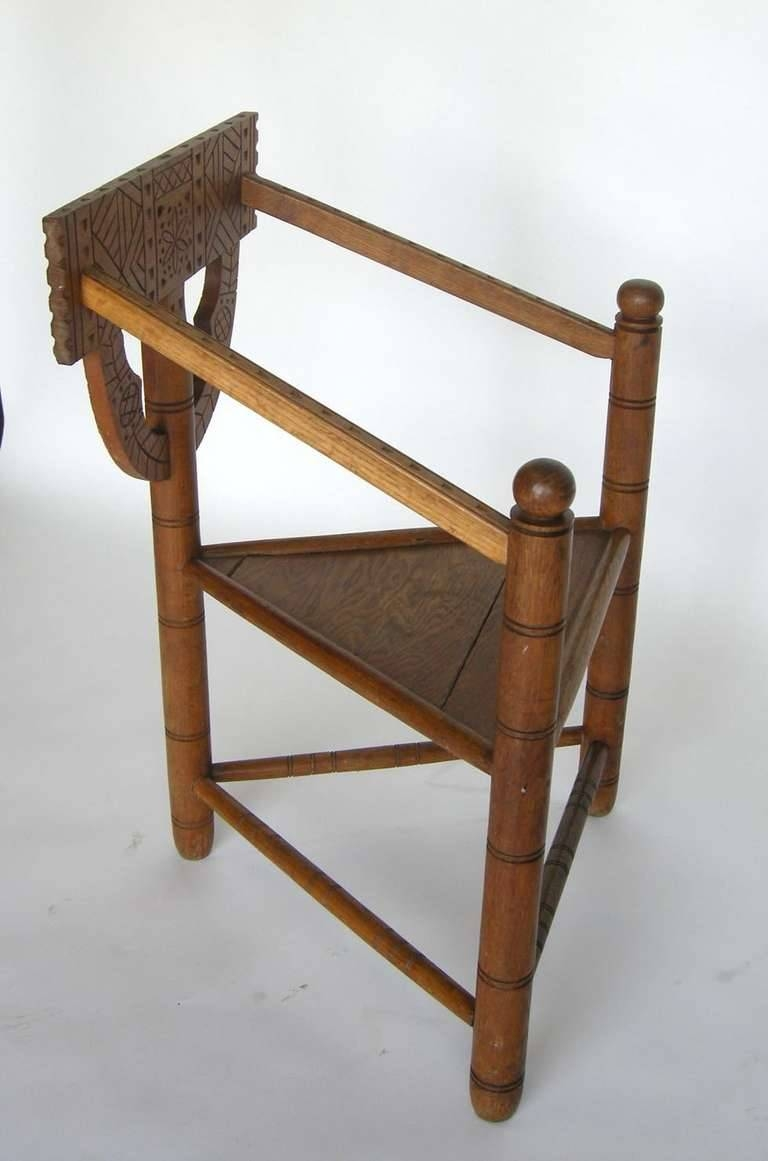 Swedish Monk Chairs At 1stdibs With Regard To Monk Chairs (View 10 of 30)