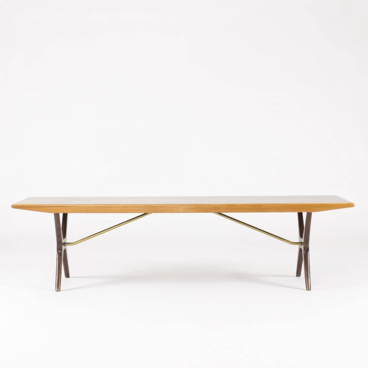 Swedish Rosewood & Birch Coffee Tablekarl-Erik Ekselius For throughout Birch Coffee Tables (Image 28 of 30)