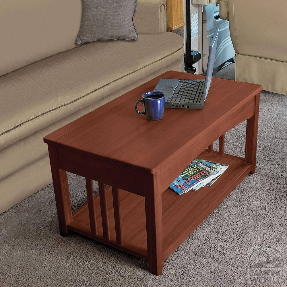 Swing Up Coffee Table Plans – View Here — Coffee Tables Ideas In Swing Up Coffee Tables (View 24 of 30)