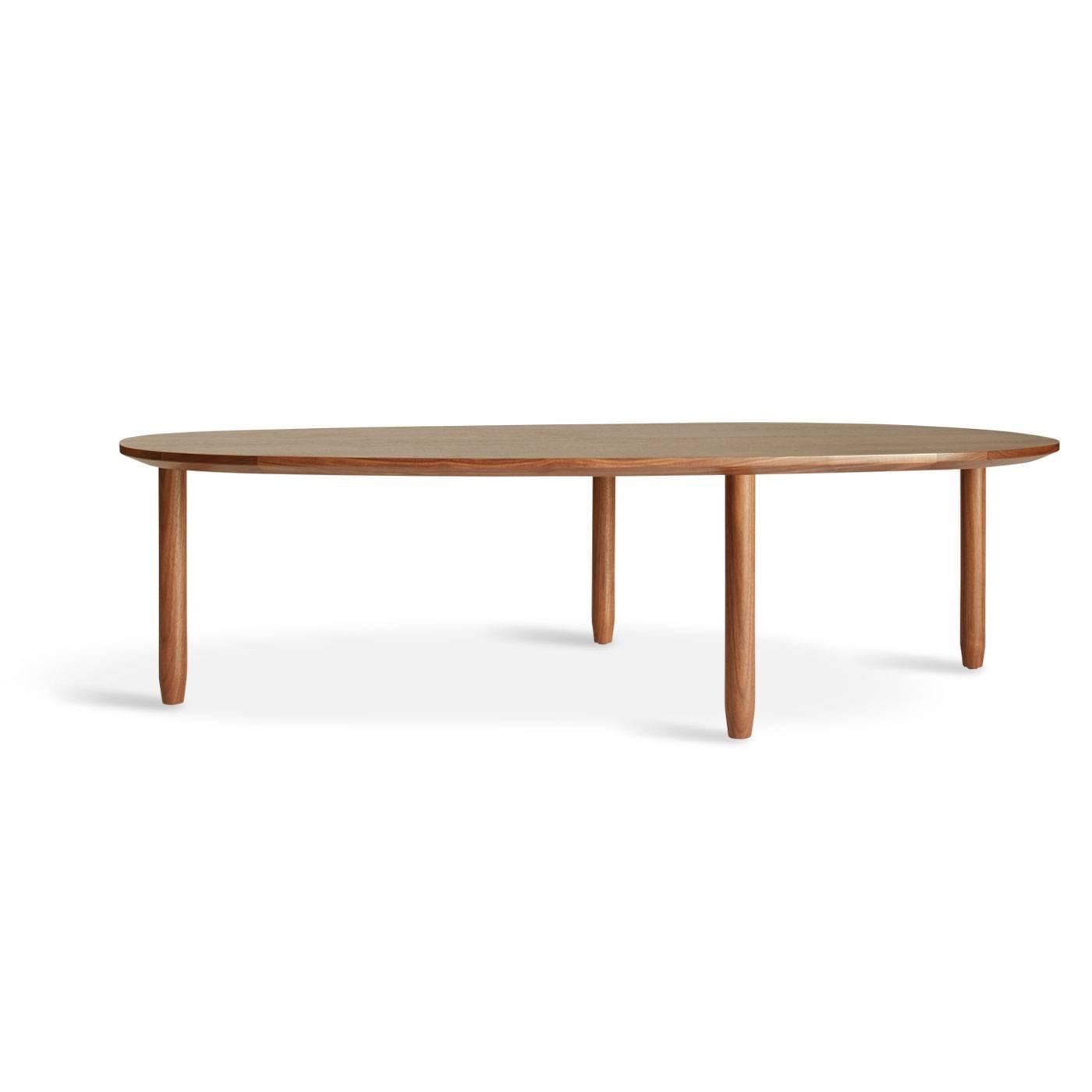 Swole Large Table – Large Modern Coffee Table | Blu Dot Intended For Large Low Wood Coffee Tables (View 14 of 30)