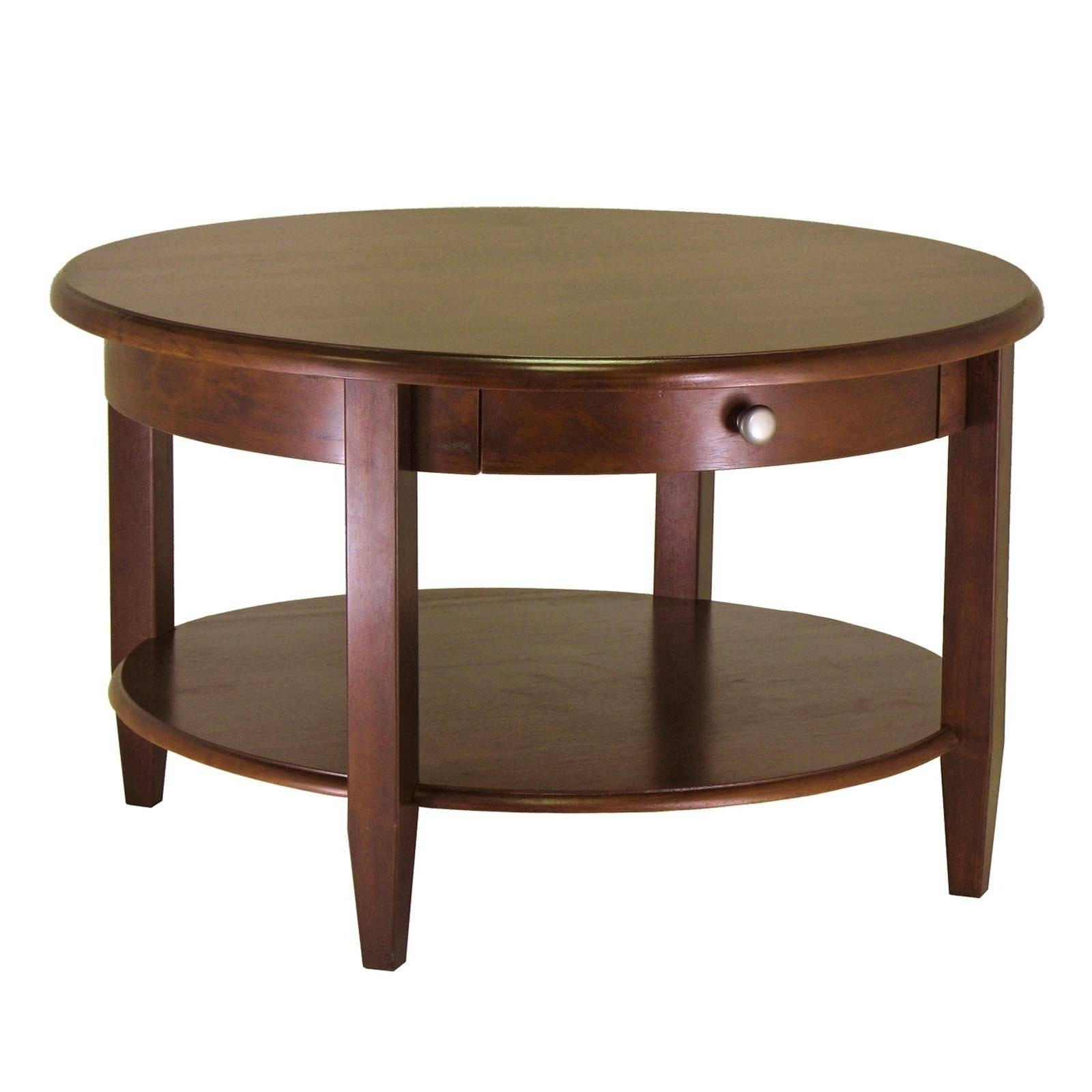 Table : Round Glass Coffee Table With Wood Base Cabin Entry Modern in Kids Coffee Tables (Image 24 of 30)