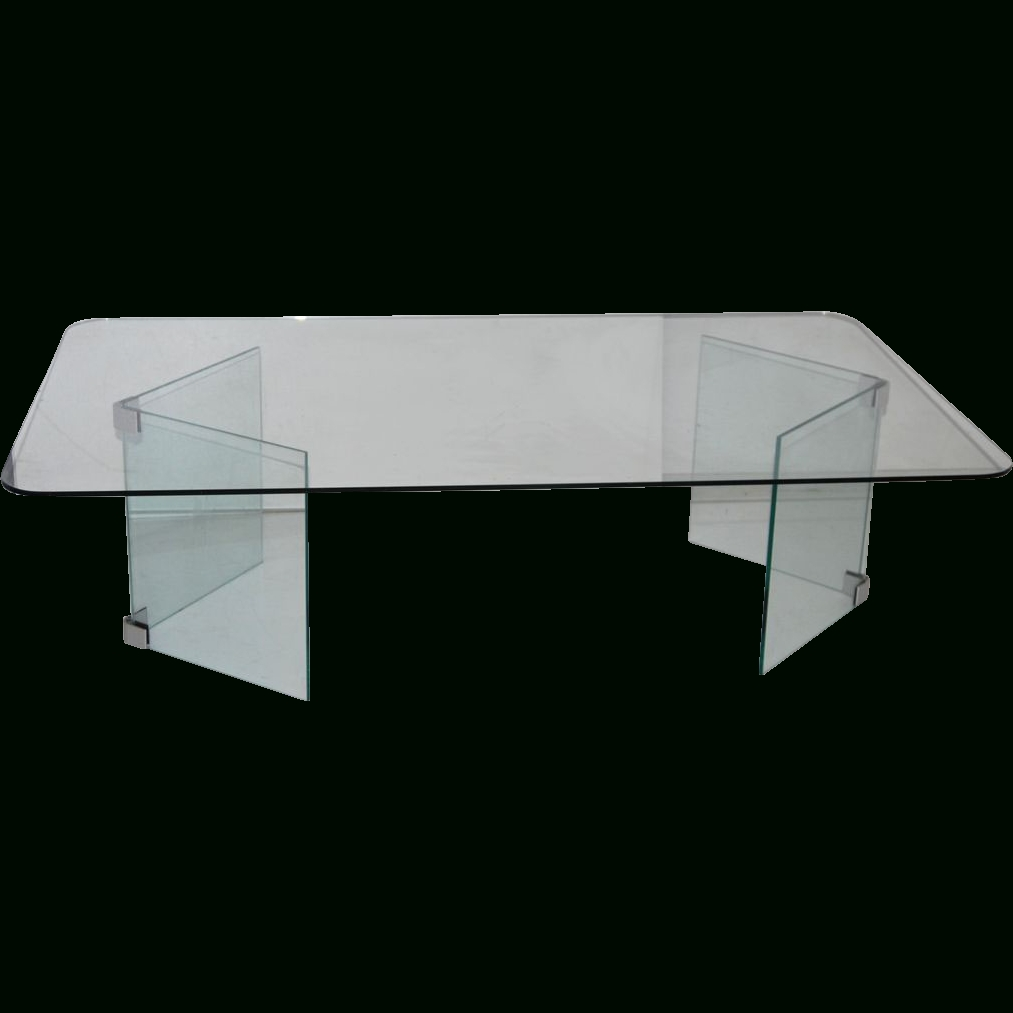Table: Transparent Coffee Table pertaining to Transparent Glass Coffee Tables (Image 27 of 30)