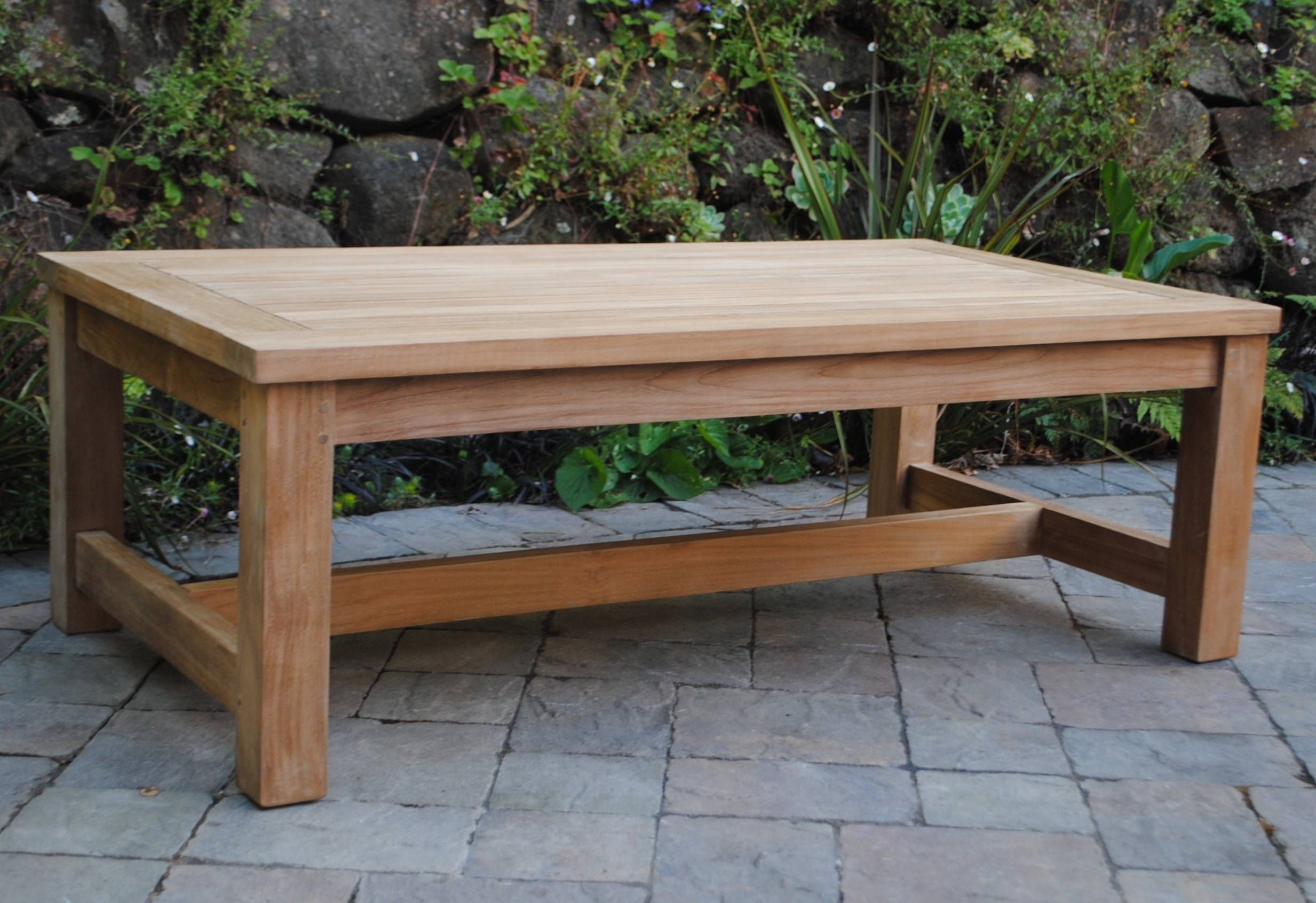 Tables Archives – Paradise Teak For Large Rectangular Coffee Tables (View 20 of 30)