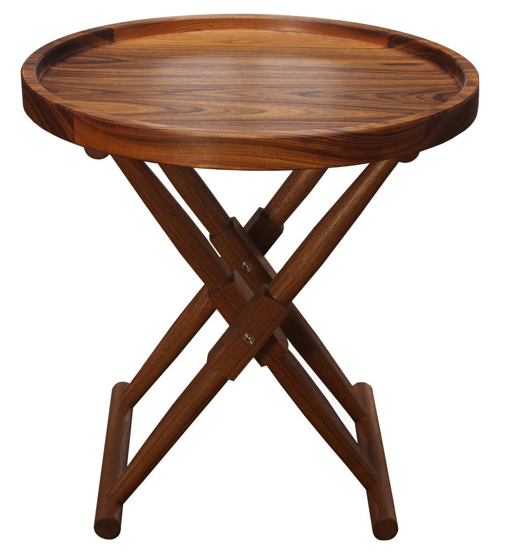 Tables — Richard Wrightman Design intended for Round Tray Coffee Tables (Image 28 of 30)