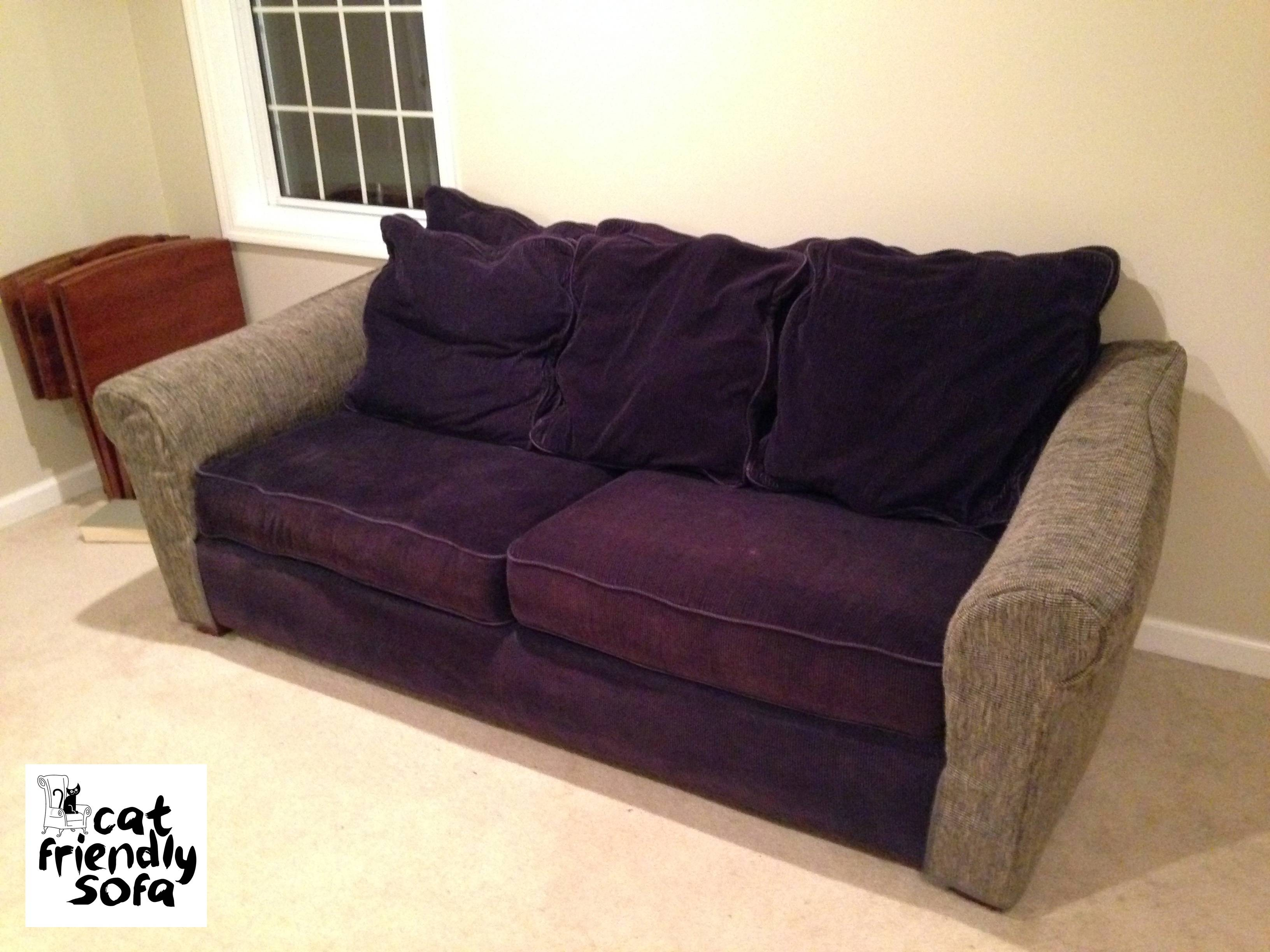 Tailored Slipcovers - Cat Friendly Sofa | Cat Friendly Sofa regarding Arm Covers for Sofas (Image 29 of 30)