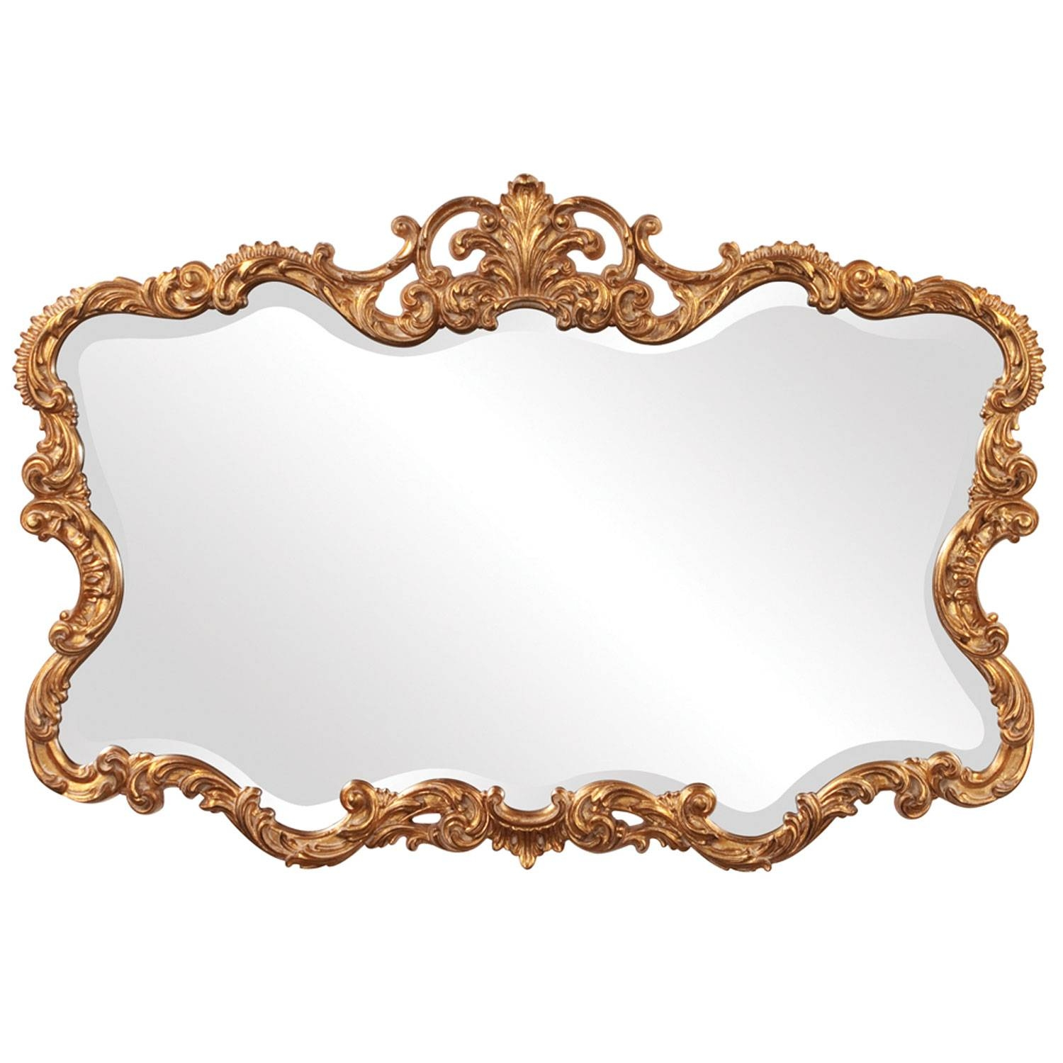Featured Photo of Antique Gold Mirrors