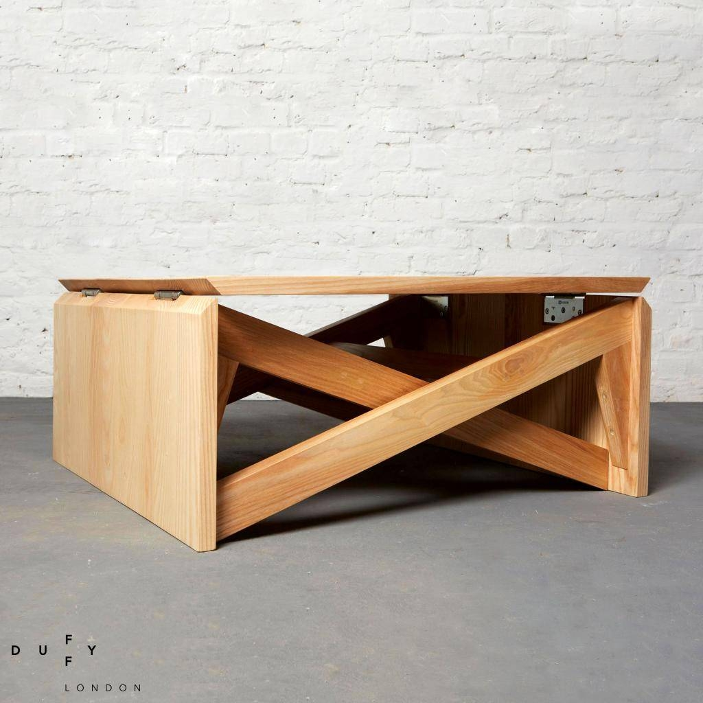 Teak Beech Coffee Tablepeter Hvidt Orla Nielsen Ikea Molgaard in Beech Coffee Tables (Image 22 of 30)