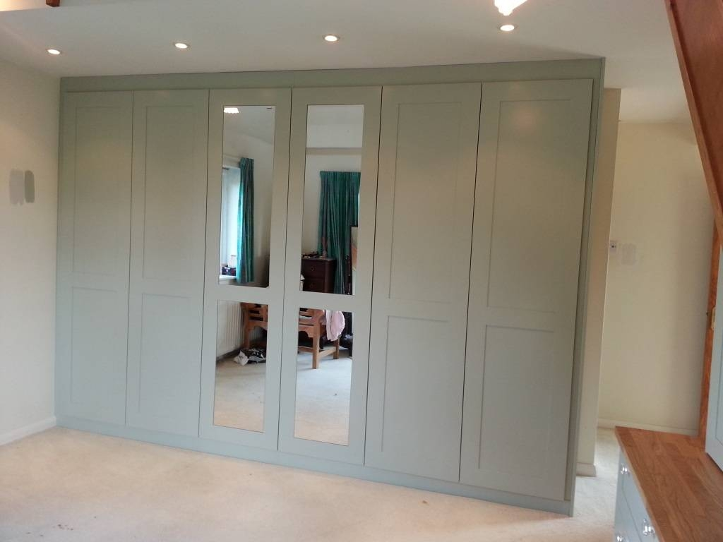 Temple Carpentry - Bespoke Kitchens | Handmade Kitchens | Fitted throughout Solid Wood Fitted Wardrobes (Image 22 of 30)