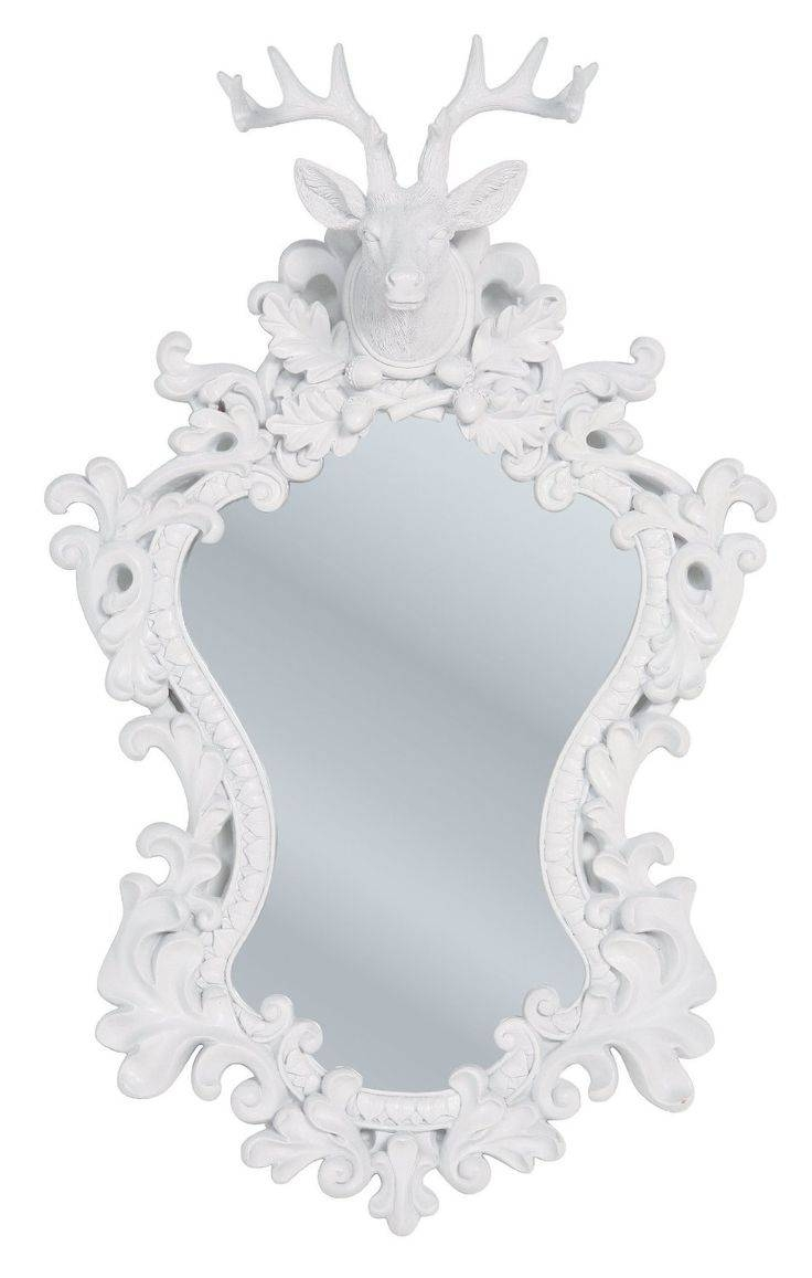 The 25+ Best Barock Spiegel Weiß Ideas On Pinterest | Barock Möbel pertaining to White Baroque Mirrors (Image 17 of 25)