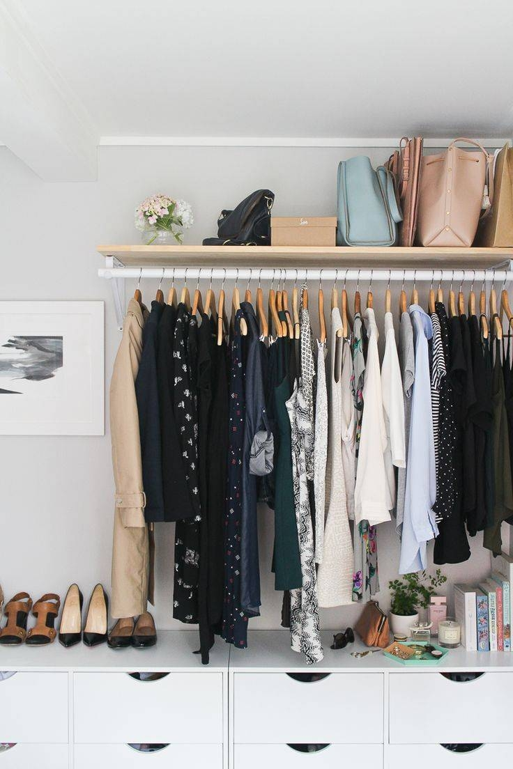 The 25+ Best Open Wardrobes Ideas On Pinterest | Wardrobe Ideas in Where To  Wardrobes (Image 10 of 15)