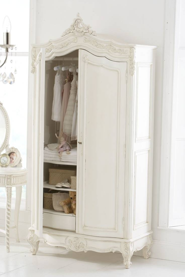 The 25+ Best Shabby Chic Wardrobe Ideas On Pinterest | French Intended For Shabby Chic White Wardrobes (View 13 of 15)