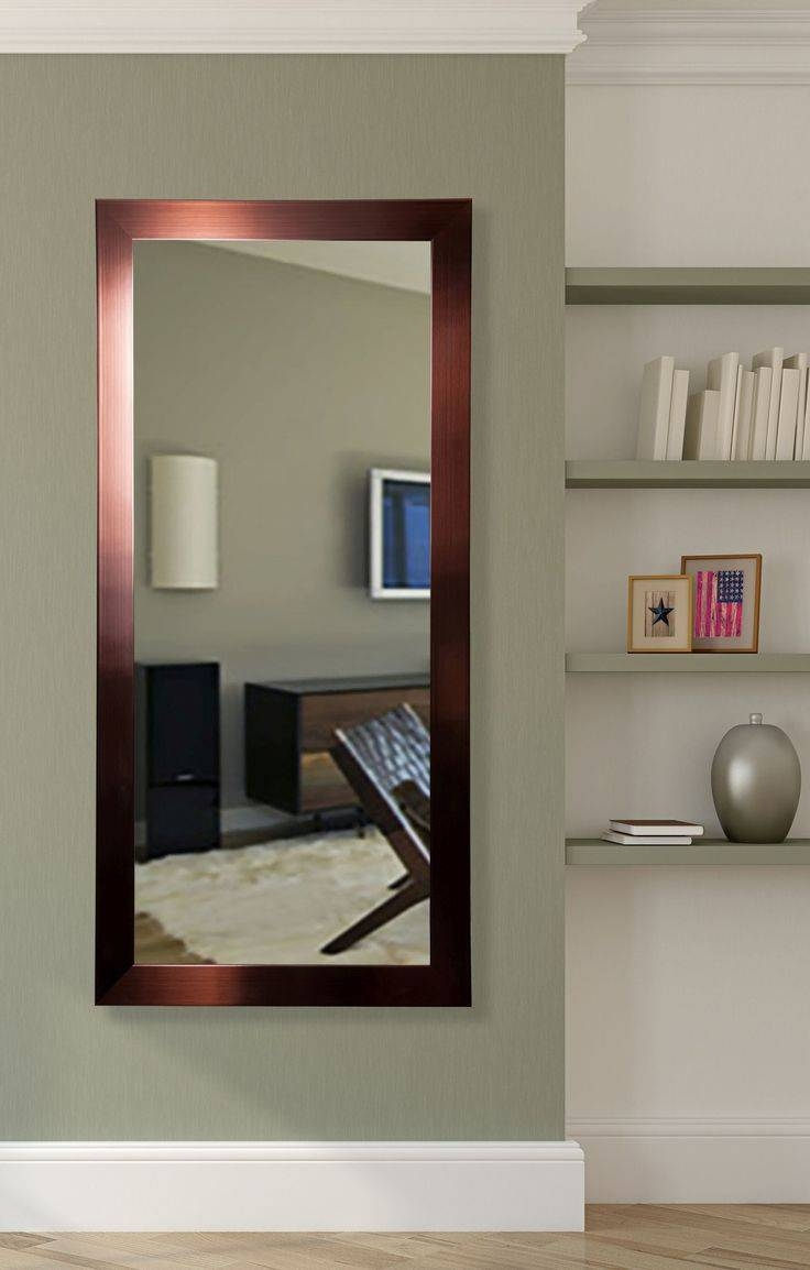 The 25+ Best Tall Mirror Ideas On Pinterest | Long Mirror, Natural in Tall Silver Mirrors (Image 24 of 25)