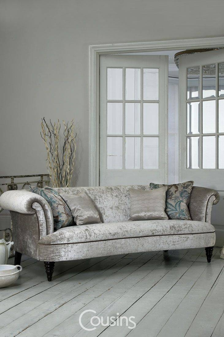 The 25+ Best Victorian Upholstery Fabric Ideas On Pinterest with Chintz Fabric Sofas (Image 30 of 30)