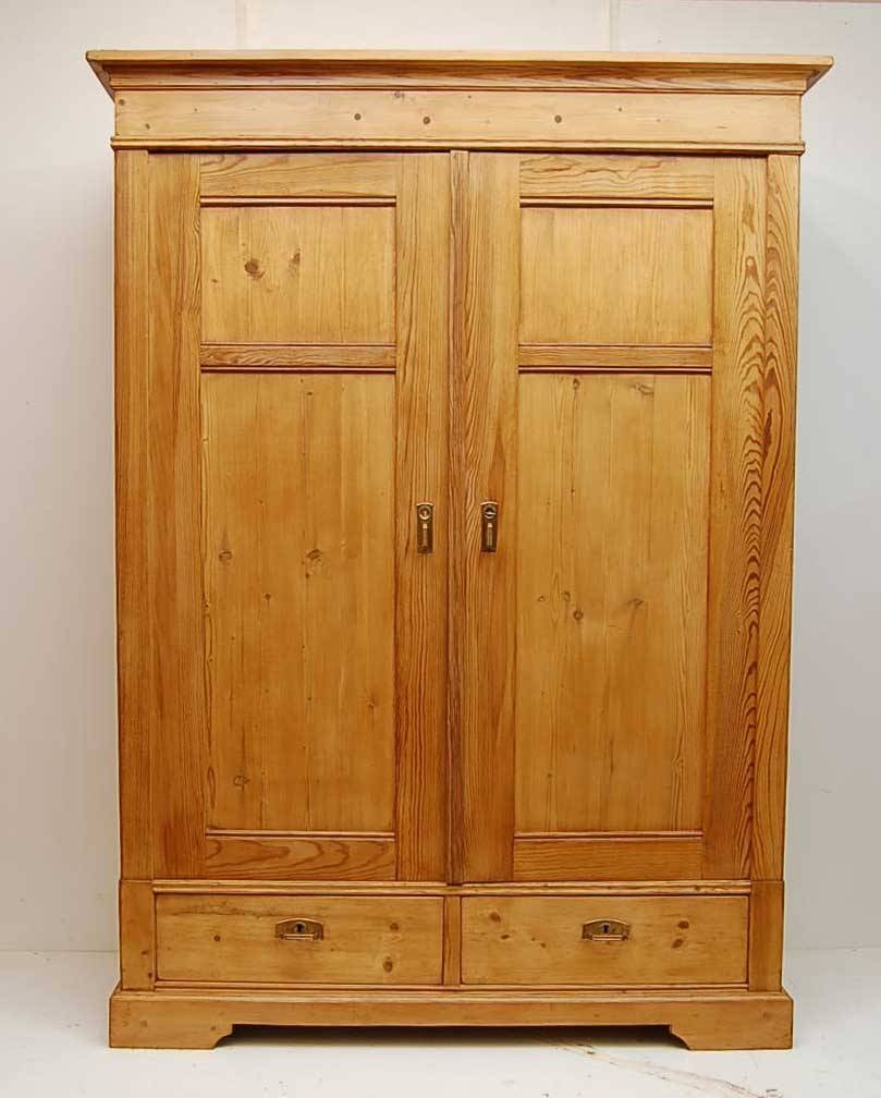 The Amazing Simple Pine Wardrobes – Goodworksfurniture With Regard To Natural Pine Wardrobes (View 15 of 15)