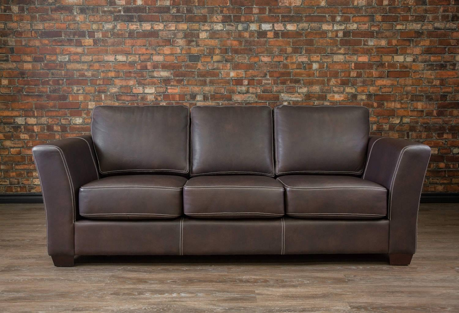 The Aspen Collection (Sofa) | Canada's Boss Leather Sofas And in Aspen Leather Sofas (Image 30 of 30)