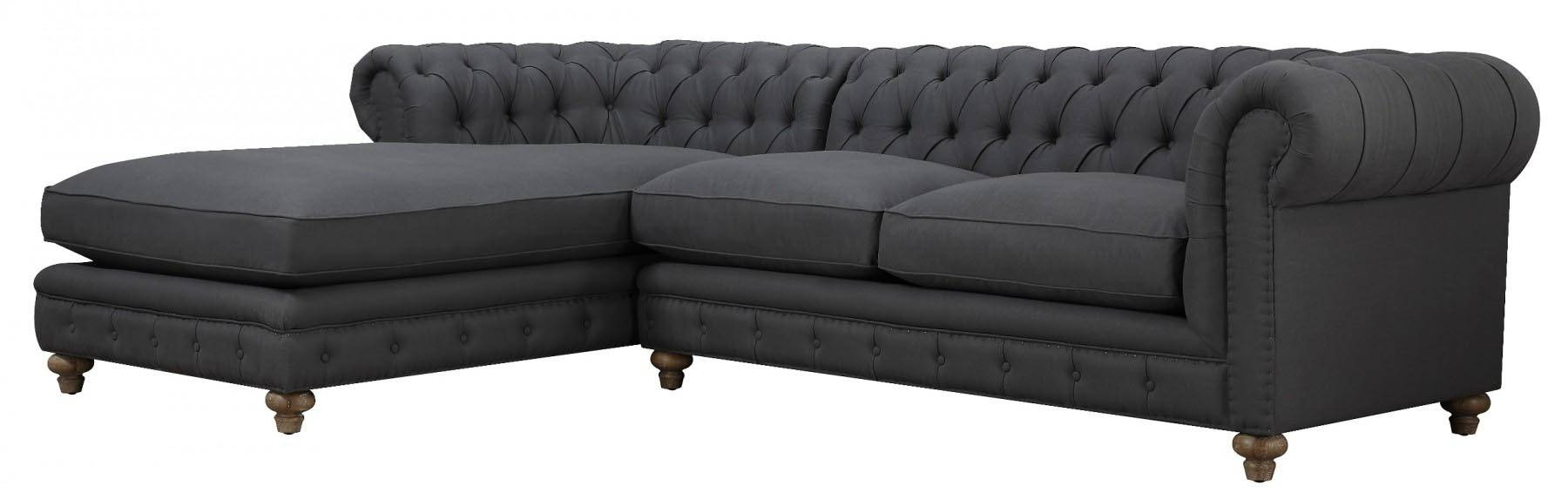 The Bay Sectional Sofa - Leather Sectional Sofa with The Bay Sofas (Image 22 of 25)