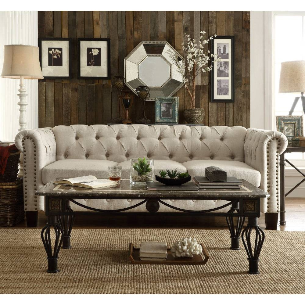 The Best Chesterfield Sofas Of Santa Barbara | Santa Barbara in Old Fashioned Sofas (Image 28 of 30)