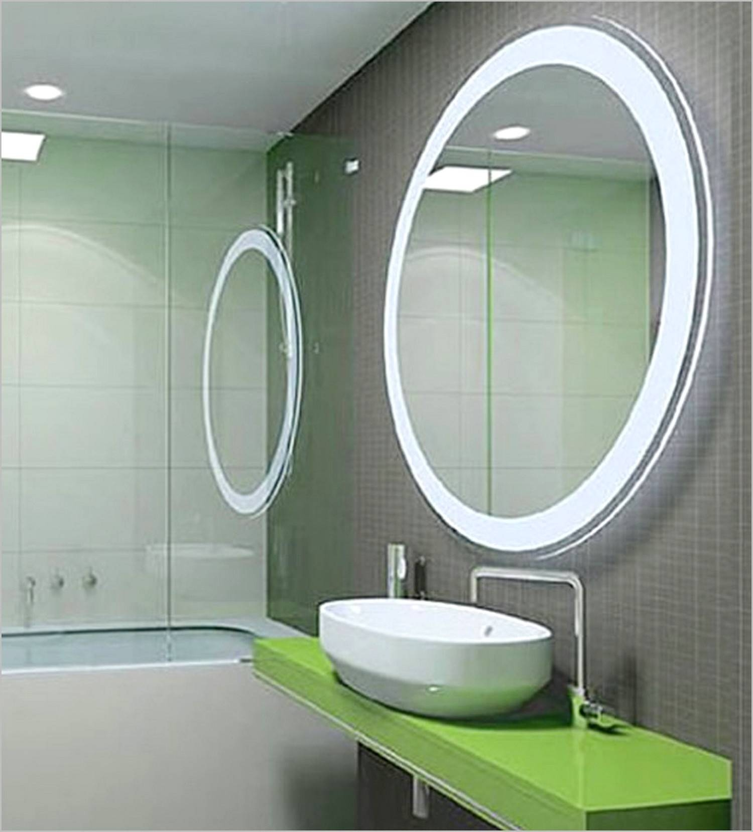 The Best Recommendation Of Round Bathroom Mirrors | Nytexas throughout Unusual Round Mirrors (Image 22 of 25)