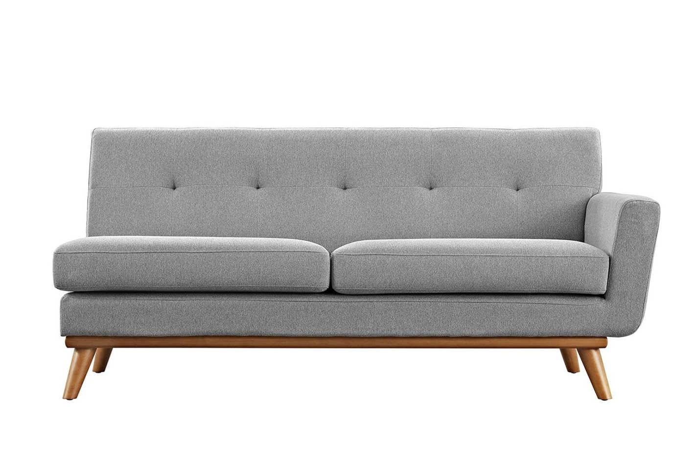 The Best Sofas Under $500 (Plus A Few Under $1000) within One Cushion Sofas (Image 30 of 30)