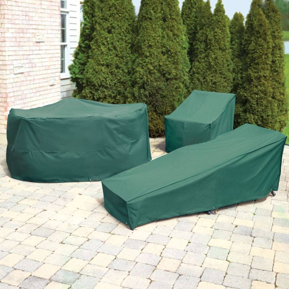 The Better Outdoor Furniture Covers (Chaise Lounge Cover Intended For Chaise Sofa Covers (View 26 of 30)