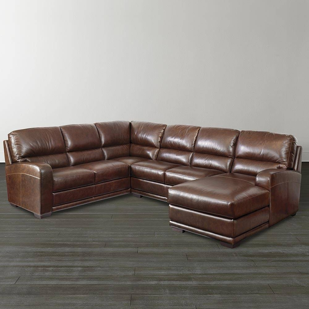 The Big Room For U Shaped Leather Sectional Sofa : S3Net intended for U Shaped Leather Sectional Sofa (Image 24 of 25)