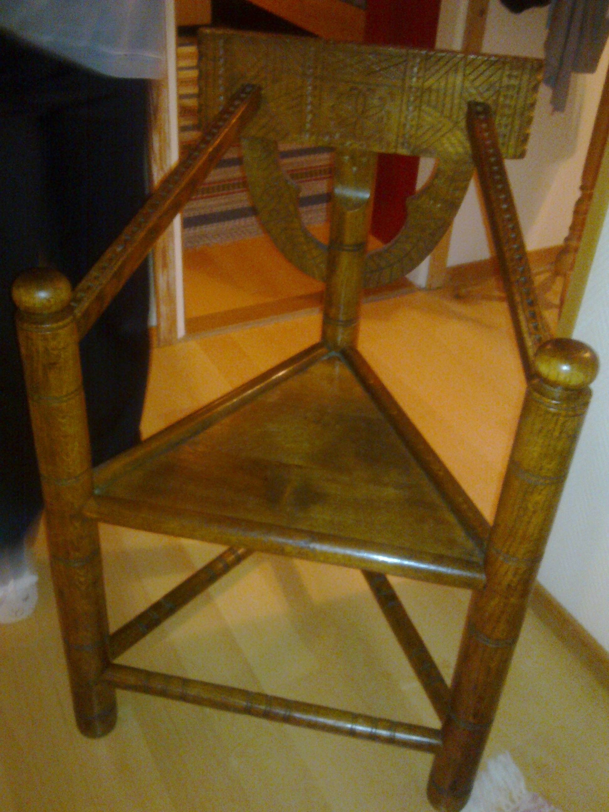 The Busted Chair | Tom's Workbench Pertaining To Monk Chairs (View 16 of 30)