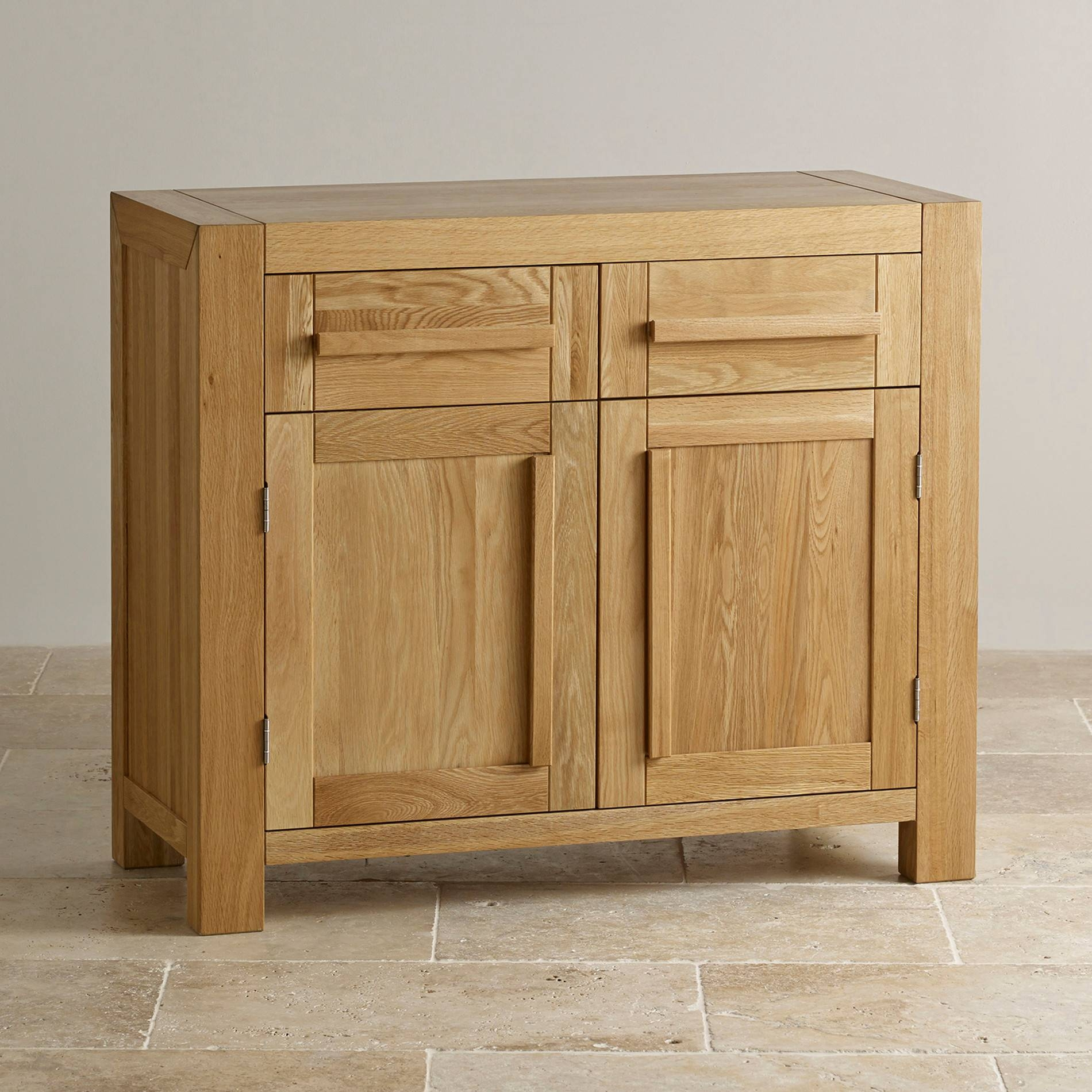 The Fresco Range - Natural Solid Oak Furniture with regard to Oak Sideboards For Sale (Image 28 of 30)