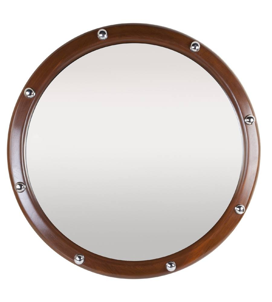 The Lockhart Collection – Decorative Accessories Pertaining To Chrome Porthole Mirrors (View 25 of 25)