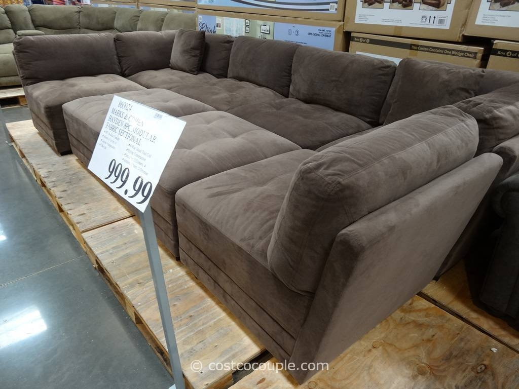 The Most Popular Pit Sectional Sofas 26 For Your Large Comfortable throughout Large Comfortable Sectional Sofas (Image 24 of 25)